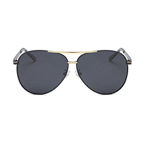 polarizado Sol Gafas electrochapado Axiba Regalos Doble Sol Color de de Gafas de A Sol creativos Gafas de Hombre Conductor de vqf0gfA4F