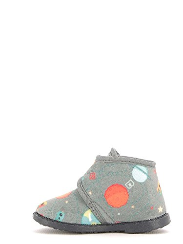 Blaike BI010003S Pantuflas Niño Gris