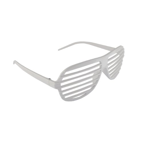 Shutter Shades / Novelty Fun Shades White ()