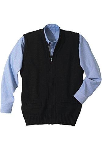 Zip Sweater Vest - 2