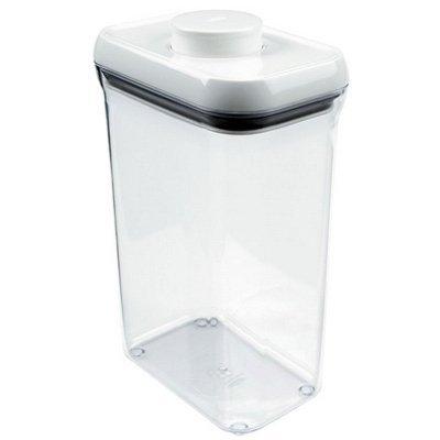 Oxo 1071397 2.5 Quart Pop Rectangle Food Storage Container - Quantity 2