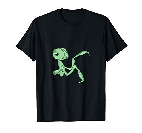 Praying Mantis Green Insect Predator Animal T-Shirt