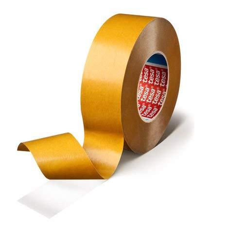 Tesa 64621 transparent double sided adhesive tape. 50m roll. 25mm wide. Code TESA64621 by Trade Shop Direct