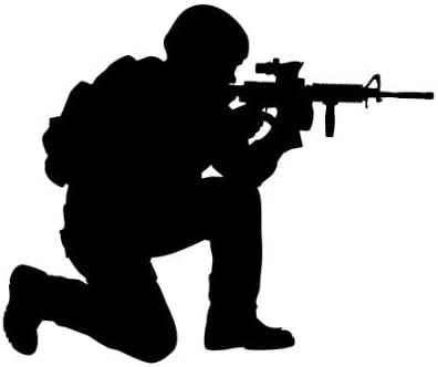 amazon com n sunforest military army soldier silhouette wall decal vinyl sticker living room bedroom baby nursery home decor art home kitchen n sunforest military army soldier silhouette wall decal vinyl sticker living room bedroom baby nursery home decor art