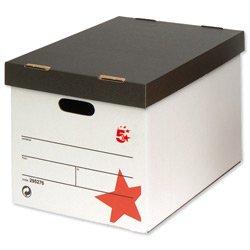 5 Star Aufbewahrungsbox Aufbewahrungsschachtel Fur 5 Din A4