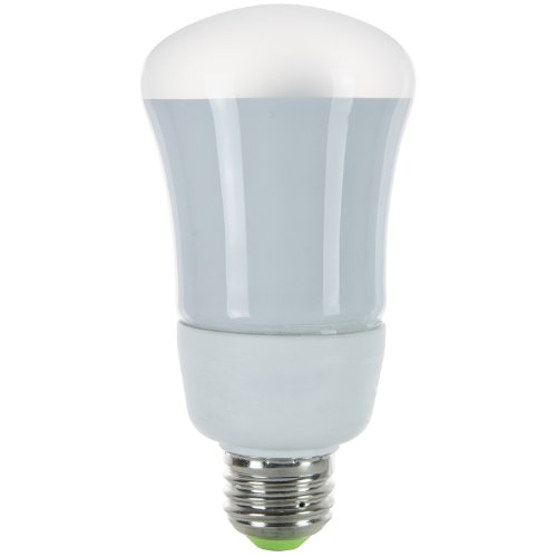 Sunlite SL14R20/E/27K 14 Watt R20 Reflector Energy Star Certified CFL Light Bulb Medium Base Warm White ()