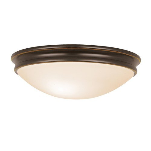 Access Lighting 20724-ORB/OPL Atom Flush Ceiling Lighting Fixture