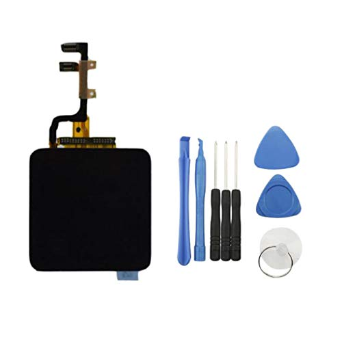 (Almencla LCD Display Touch Screen Digitizer Assembly Replace Part for iPod Nano 6)