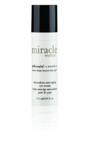 Philosophy Miracle Worker Eye Cream, 0.45-Ounce