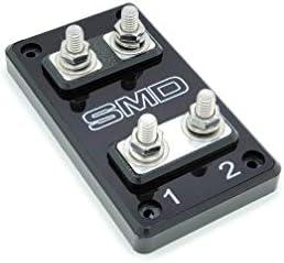 Amazon.com: SMD Heavy Duty Double ANL Fuse Block: Musical InstrumentsAmazon.com