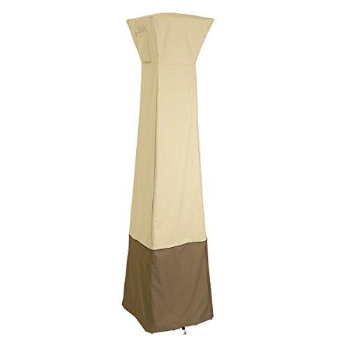 Classic Accessories 55-341-011501-00 Veranda Cover For Pyramid Torch Patio Heaters, Pebble
