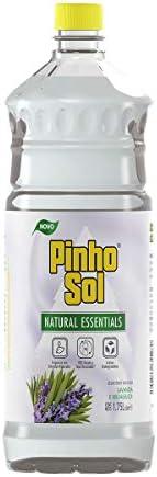 Desinfetante Pinho Sol Naturals Lavanda e Melaleuca 1, 75L