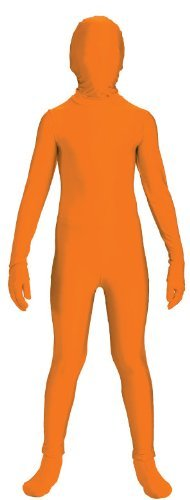 Forum Novelties I am Invisible Child Costume, Large, Orange