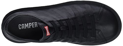 Black Sneaker 001 Beetle Camper Nero Uomo InACzxq4w