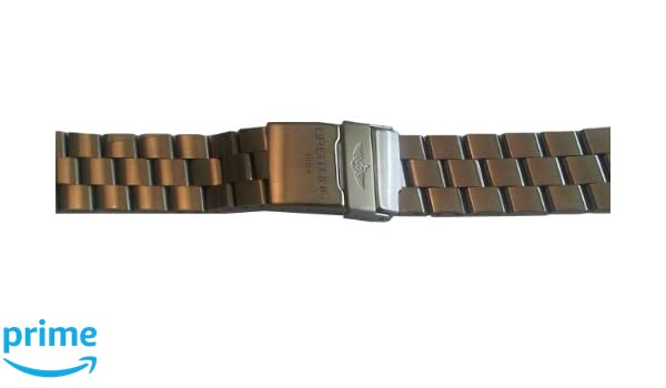 Amazon.com: Breitling Superocean Steelfish X-plus 22/20 Professional II Steel Bracelet 134A: Breitling: Watches