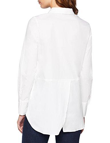 Maerz 501 white Blusen Blusa Weiß Donna FwXrIFzq