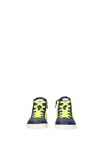 Hogan Sneakers Rebel Junge - Stoff (HXT1410I390D5G) EU Gelb