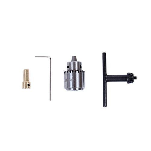 "AUTOTOOLHOME Mini Electric Drill Chuck 0.01""-0.16"" JT0 Ta..."