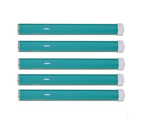 PrintStar Premium Drum for Hp 12A Drum   Box of 5 Pieces Single Color Toner  Green