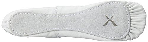 Unisex Erwachsene 2 Casual weiß 34 weiß Capezio Größe Bdqz5B