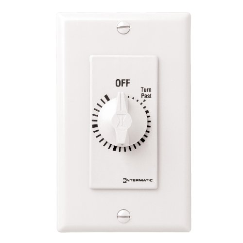 Intermatic FD5MW 5-Minute Spring-Loaded Automatic Shut-of...