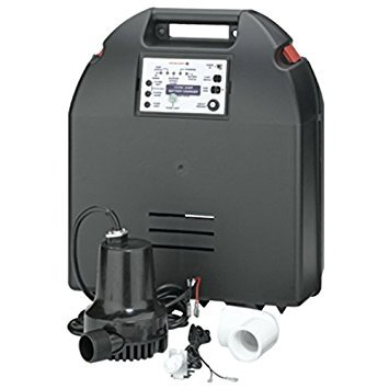 (PENTAIR WATER FPDC20 12V Emergency Battery Backup Sump Pump System )