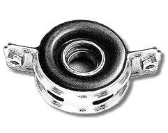 (Well Auto Center Support Bearing (Japan Bearing) 95-04 Toyota Tacoma 2WD/4WD 95-98 Toyota T-100 2WD/4WD 00-06 Tundra)