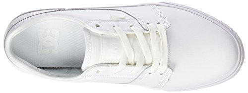 Pristine Homme Shoes Angora Xwww Sneakers DC Basses Tonik Blanc fHqx14