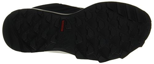 adidas Women's Terrex Tracerocker Trail Running Shoes, Black Orange (Trasca/Cblack/Greone Trasca/Cblack/Greone)