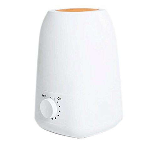 Air Humidifier 4.2L Aromatherapy Atomizer Auto Moisturizing Water Air Fresher Running over 8 hours (Orange)