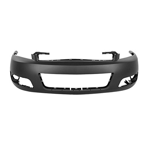 MBI AUTO - Painted to Match, Front Bumper Cover Fascia for 2006-2013 Chevy Impala W/Fog 06-13, GM1000764