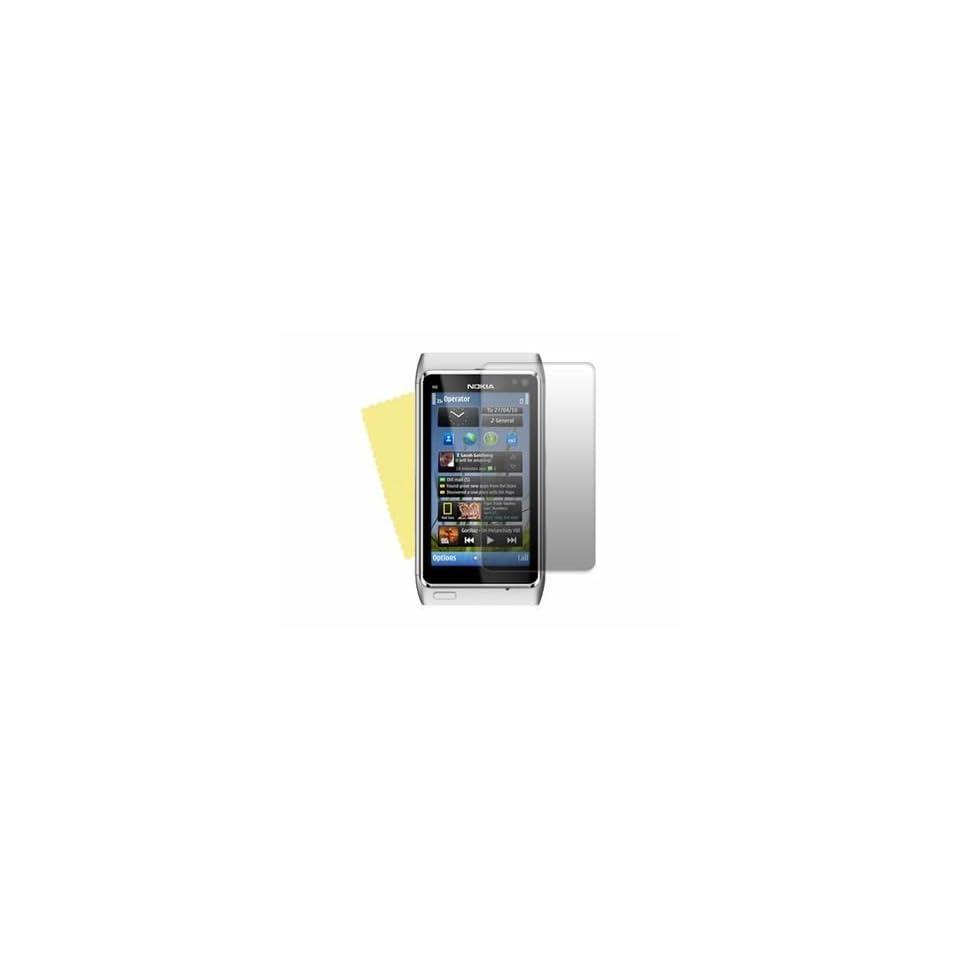 iTALKonline S Protect Anti Glare LCD Screen Protector & Micro Fibre