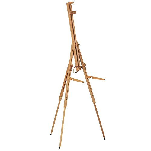 Mabef Field Painting Easel M-27 - Field Painting Easel M-27 by Mabef