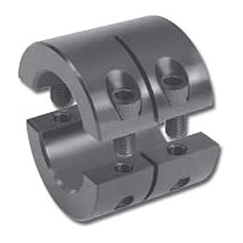 "100pcs Suitable for Welding BSC-018 3//16/"" Shaft Collar Black Oxide Finish"