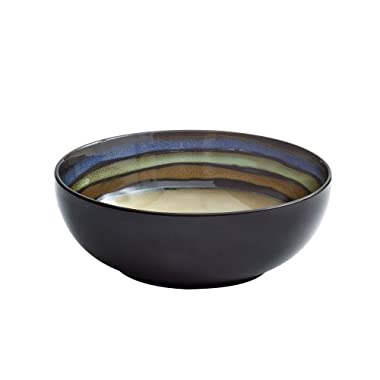 Pfaltzgraff Galaxy Blue Vegetable Bowl, 2-Quart