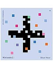 TOMORROW X TOGETHER TXT Minisode1 : Blue Hour Album (R Version) CD+Photobook+Paper Sticker+Lyric Paper+Behind Book+Photocard+Postcard+(Extra TXT 4 Photocards)