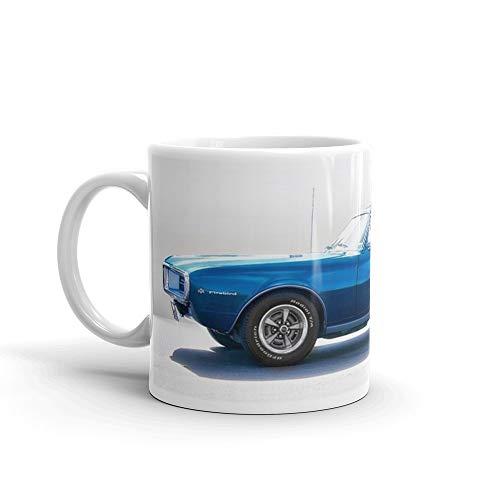1967 Pontiac Firebird 'Studio'. 11 Oz Mugs Made Of Durable Ceramic With An Easy Grip Handle.This Coffee Mug Has A Hefty But Classic Feel ()