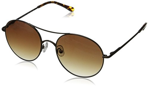 elie-tahari-womens-el-145-brgd-round-sunglasses-brown-160-mm