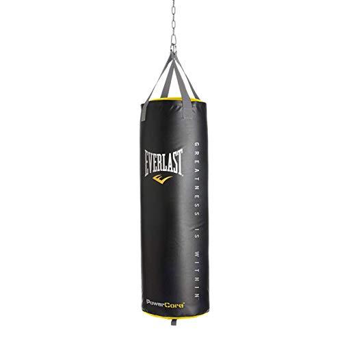 Everlast Black Powercore Nevatear Heavy Bag (80-Pound)