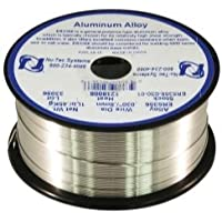 Mountain (MTNWEW-6240) .030 Aluminum ER5356 1 Lb. Welding Wire (4 Spool) by Mountain