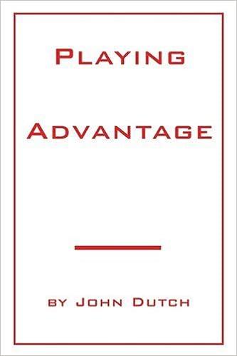 Book Playing Advantage