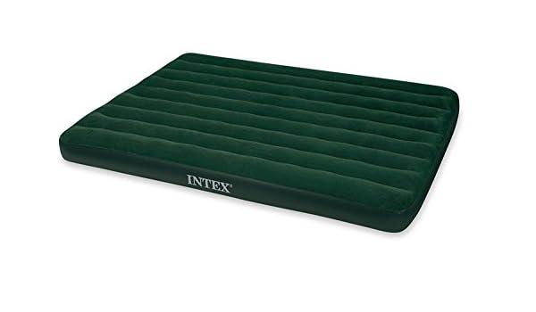 INTEX Prestige Downy fqwdkc Kit de colchón Hinchable (con ...