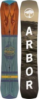Arbor WestMark Rocker snowboard 2017 (158cm Snowboard)