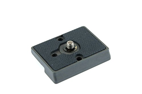 Mochalight Joyoldelf Manfrotto 200Pl-14 Rectangular Quick Release Plate with 1/4