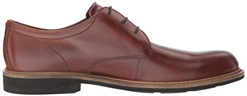 ECCO Men's Findlay Plain Toe Tie Oxford, Cognac, 42 EU / 8-8.5 US by ECCO (Image #7)