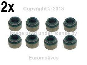 Mercedes w126 r107 (late) Valve Stem Seal Kit (2 sets) REINZ