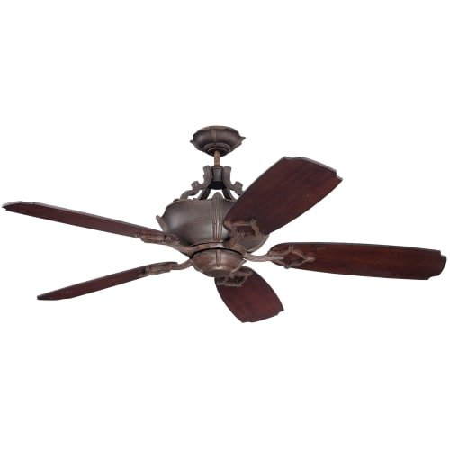 Craftmade WXL52AG Ceiling Fan with Blades Sold Separately, 52'' by Craftmade