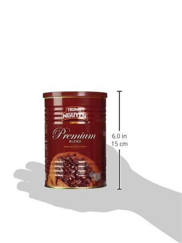 Trung Nguyen Vietnamese coffee - 15 oz can