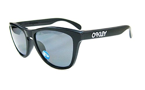 OAKLEY オークリー 偏光サングラス Frogskins フロッグスキン 009245-19 OO9245-19 9245-19 Polarized (Asia Fit)の商品画像