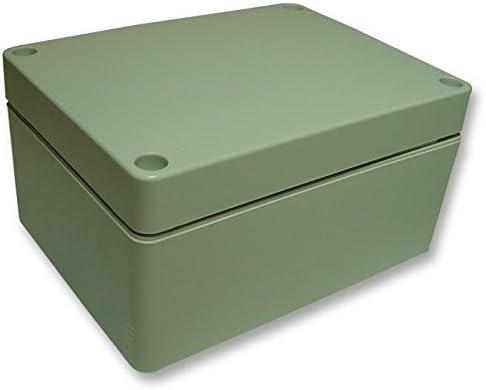 Caja ABS plano tapa – precio para 1: Amazon.es: Electrónica